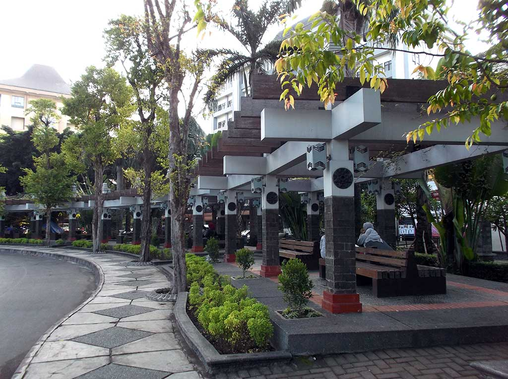 Animals And Plants In The Campus Universitas Brawijaya